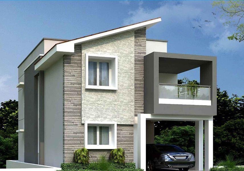 Akshara Villas - Elevation Photo