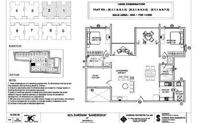 shriram-sameeksha-in-jalahalli-east-master-plan-ly1