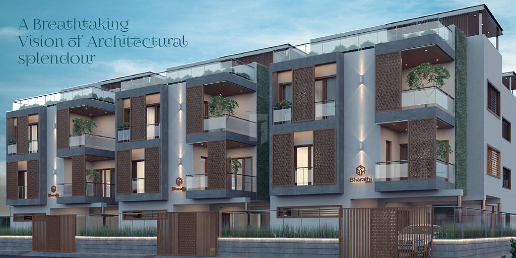 Bharathi Serenity and Grandeur - Project Images