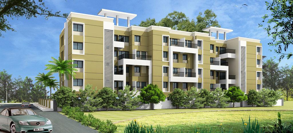 Prakash Sarvesh Apartments - Project Images