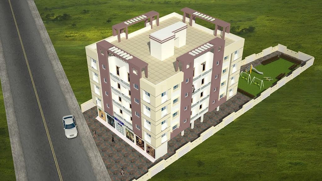 Siddhivinayak Dnyanesh Residency - Project Images