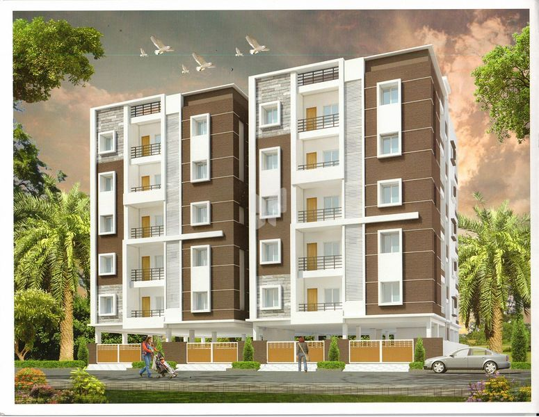 Surya Saketh Towers - Project Images