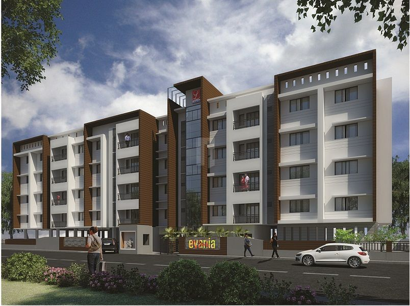 Landmark Evania - Project Images