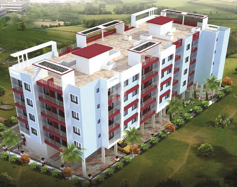 Vijyanand Shiv Sai Complex - Elevation Photo