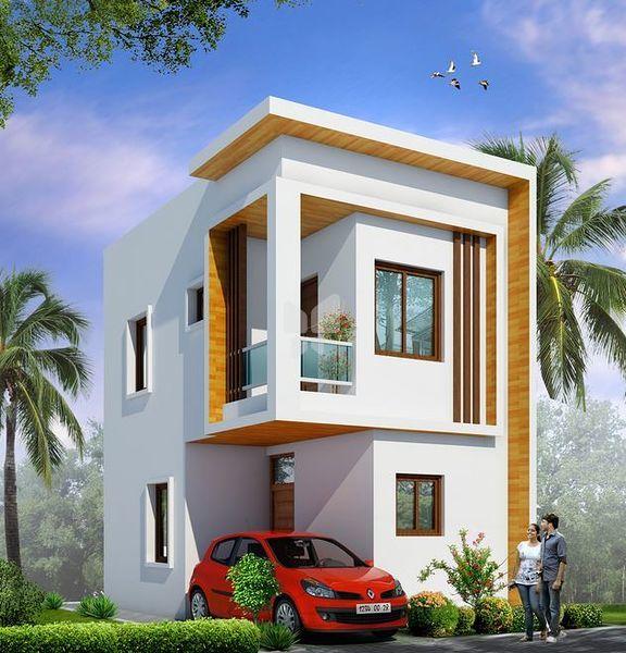 Thiru Dream Homes - Elevation Photo