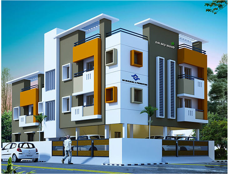 SM Skywood In Pammal, Chennai   Price, Floor Plans, Photos At RoofandFloor