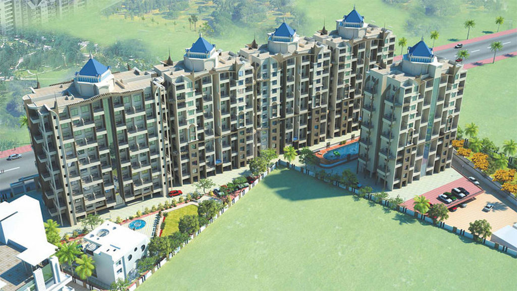 Naren Bliss Phase II - Project Images