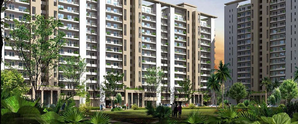 DLF Express Greens - Project Images