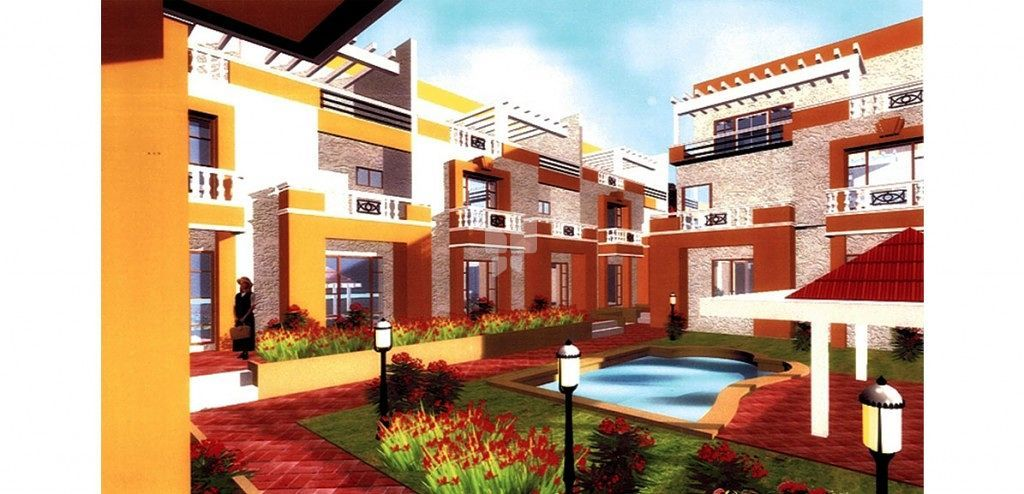 Eco Land Villaments - Elevation Photo