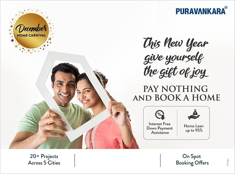 Purva Palm Beach - Project Images