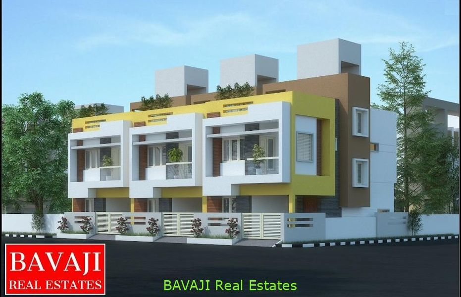 Amirtha Villas - Elevation Photo