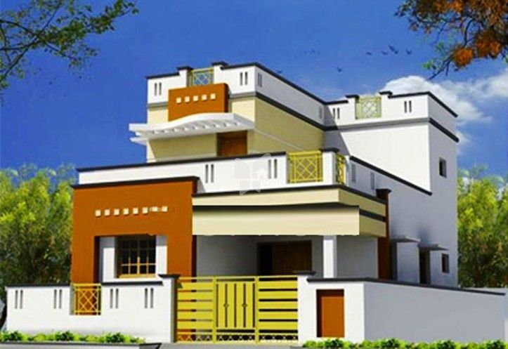 Grahasri Villas - Elevation Photo