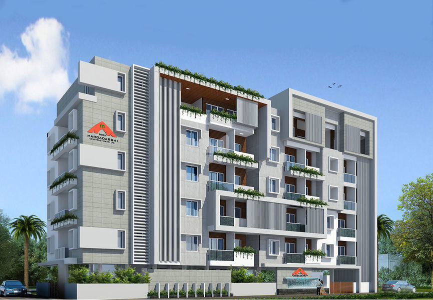 Ashwini Enclave - Project Images