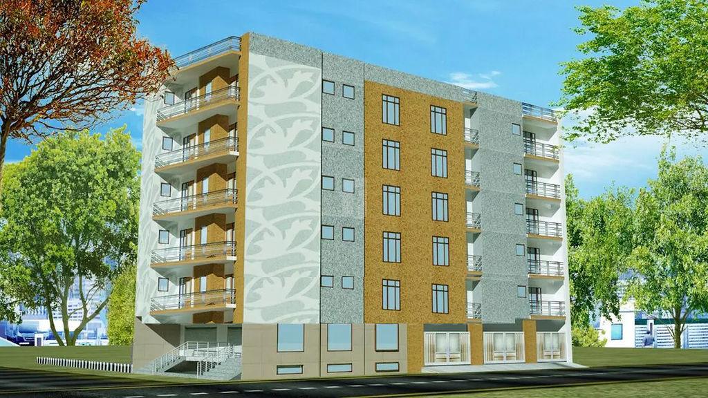 Laiba Apartments - Project Images