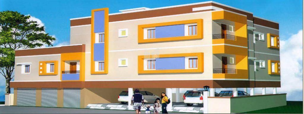 SJ Nanmangalam - Elevation Photo