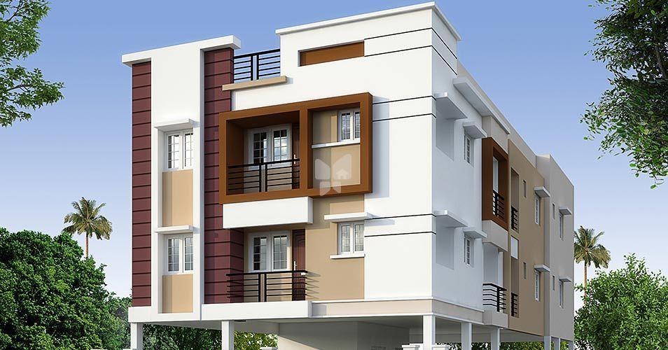 Sumangali Homes Icon - Elevation Photo