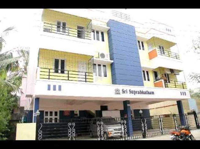 SSB Thillai Ganga Nagar - Elevation Photo