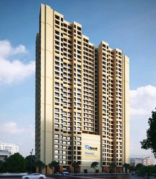 Raunak Residency - Project Images