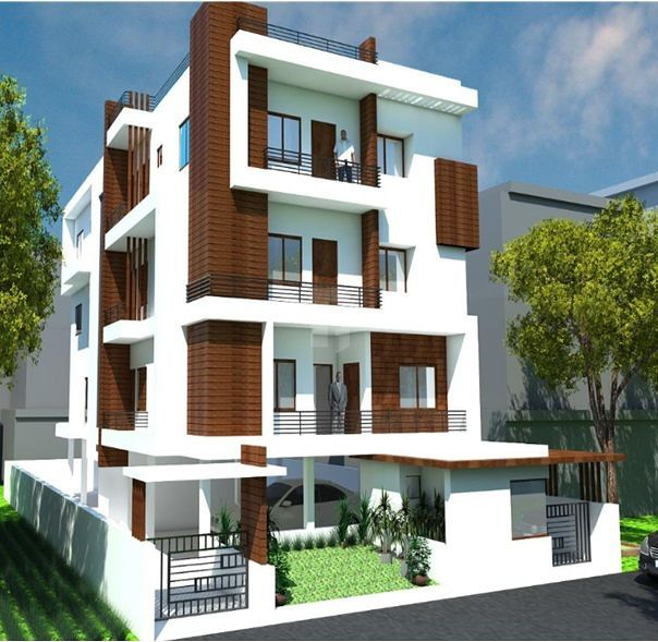 Pacific Anna nagar - Project Images