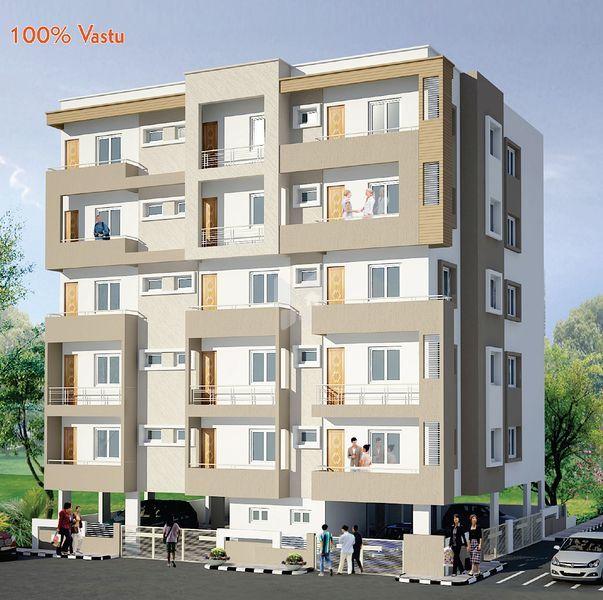 BVR Aashrayam - Elevation Photo