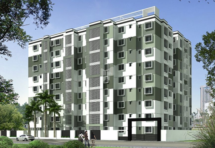 Greenbrick Sapthagiri - Project Images