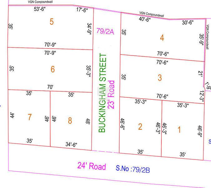 VGN Royal Court - Master Plan