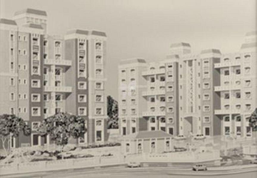 Ganraj Vedant Height - Elevation Photo