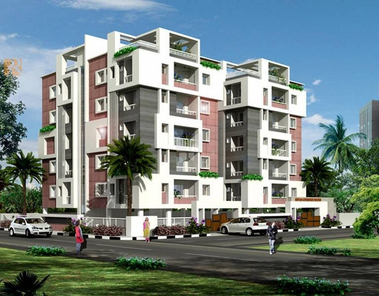 Nivas Vijay Krishna Residency - Elevation Photo