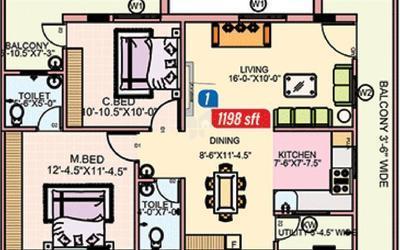 abhi-constructions-pragathi-square-in-pragathi-nagar-floor-plan-2d-1d1h