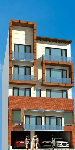 Shubh Home 9 - Elevation Photo