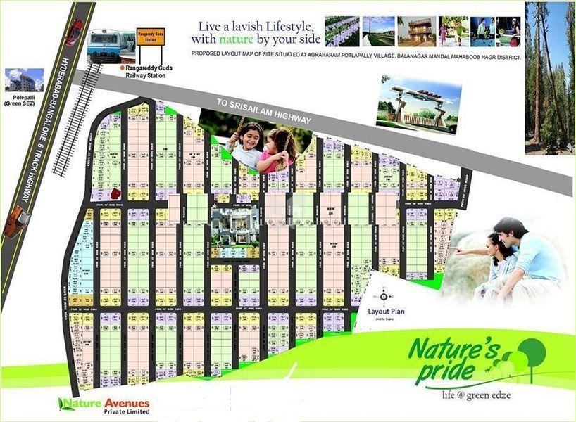 Nature Natures Pride - Master Plan