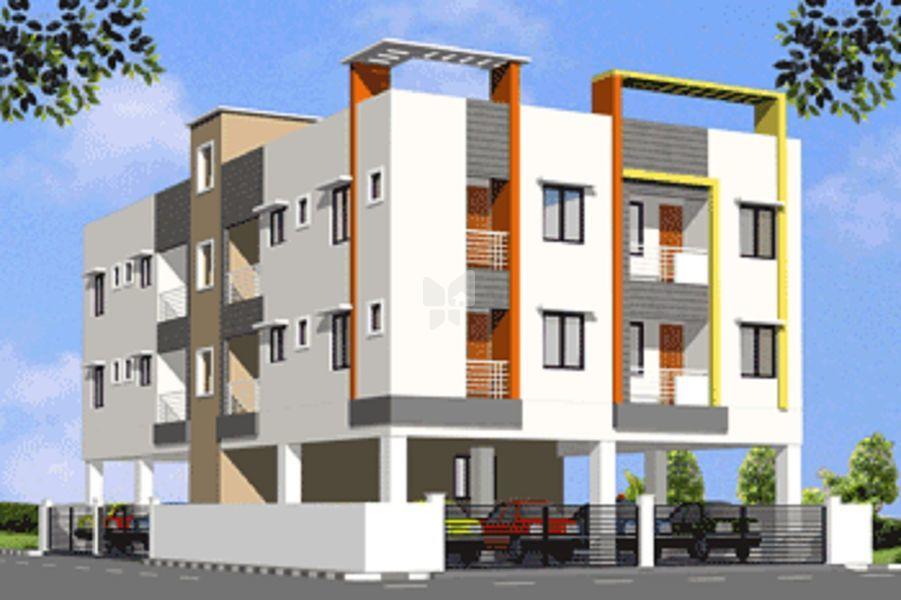 Om Builders Tambaram - Elevation Photo