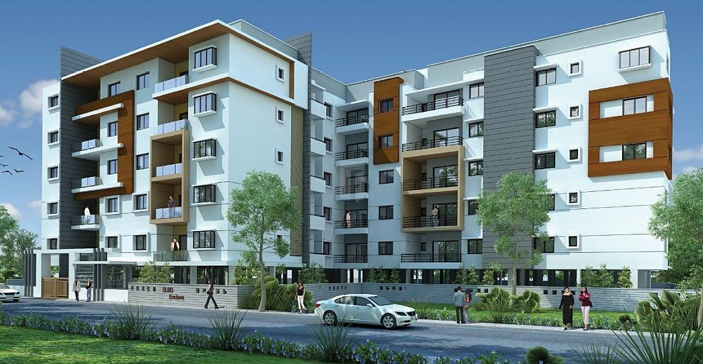 Sri Lakshmi Enclave - Elevation Photo