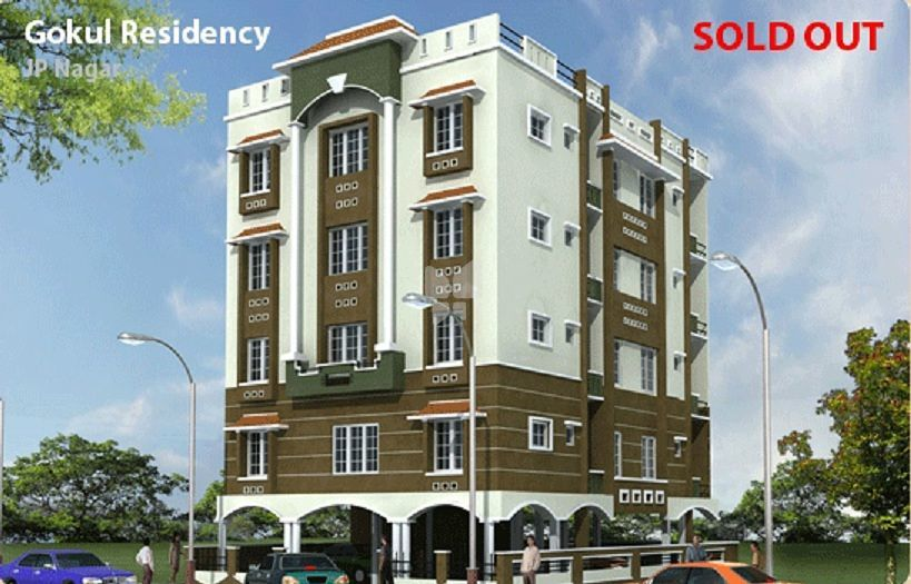 Big Gokul Residency - Project Images