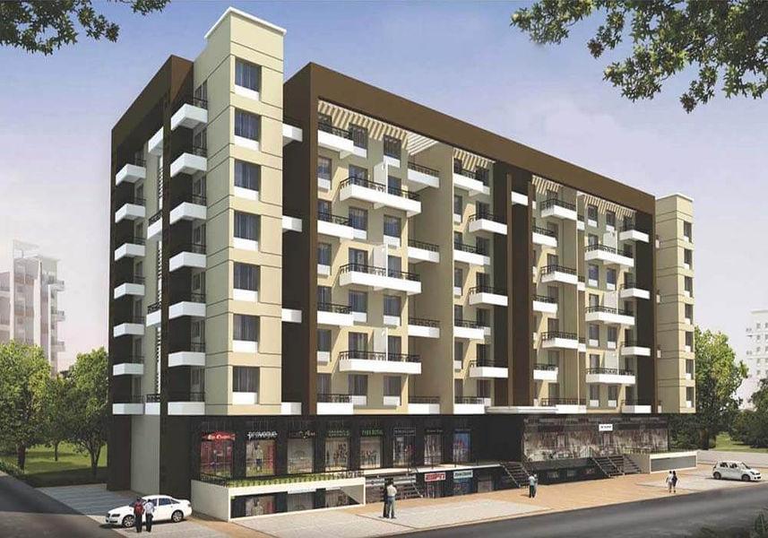 Sankla Jaymala Business Court - Project Images