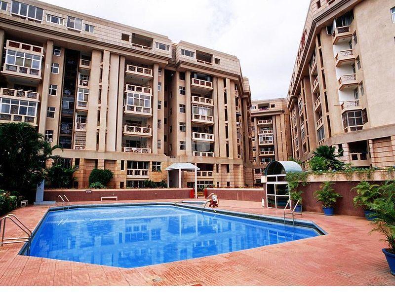 Golden Enclave Apartments - Elevation Photo