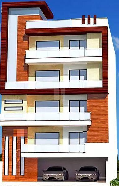 Saksham Homes - Elevation Photo