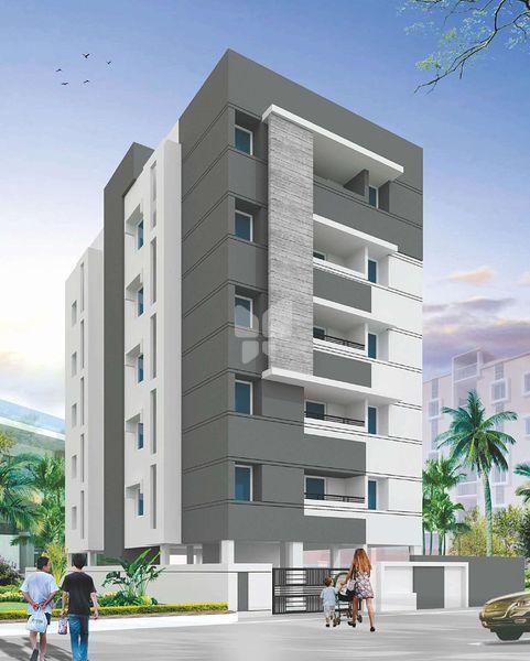 Raj Laxmi Residency - Elevation Photo