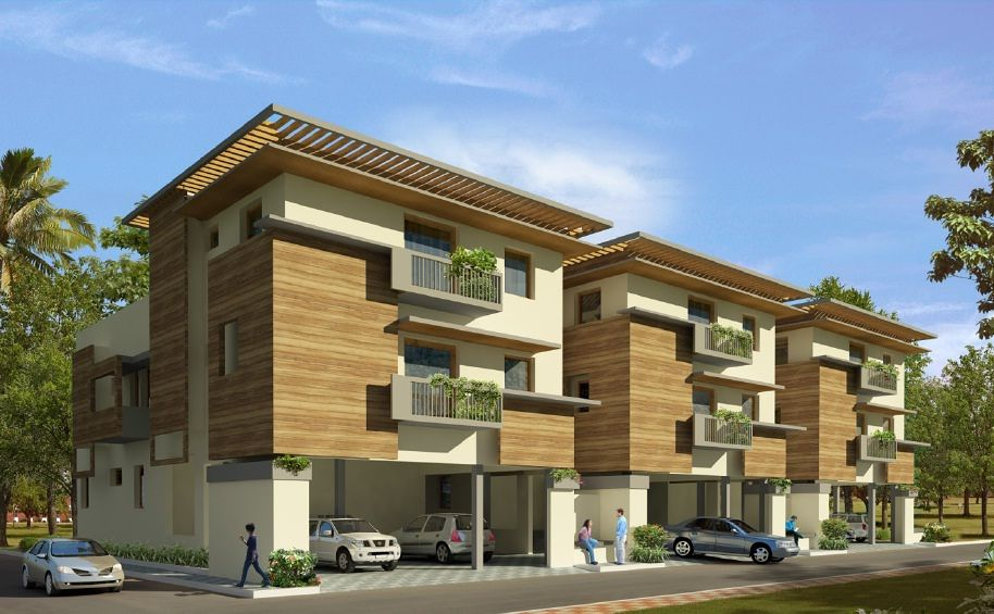 Sucon Pinewood Crest - Elevation Photo