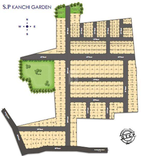 SP Kanchi Garden - Master Plans