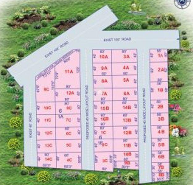 Akshaya Lendi Park - Master Plan