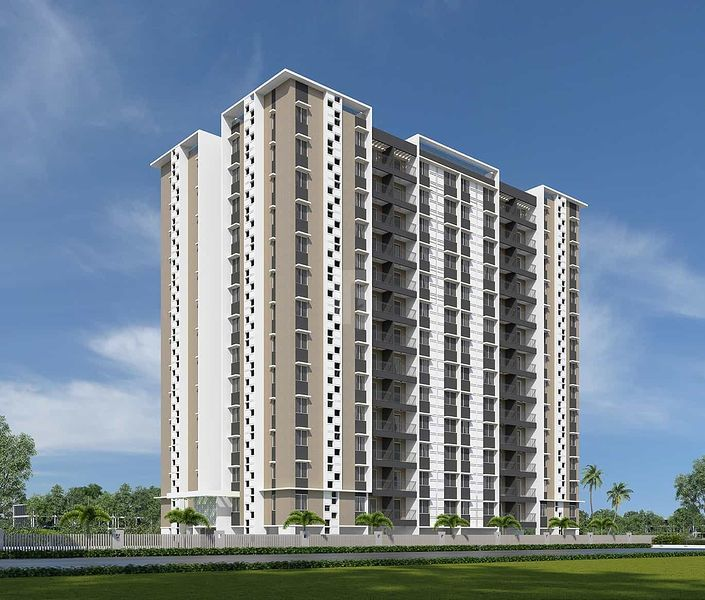 Pride Palatia II - Elevation Photo