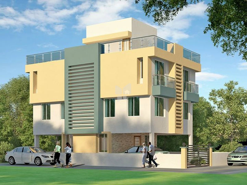 Taksheel Dreamscape Homes Phase 1 and 2 - Elevation Photo