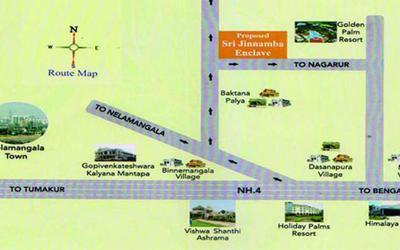 jinnamba-in-nelamangala-location-map-den