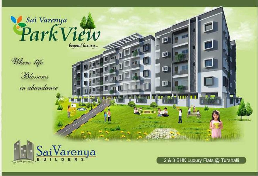Sai Varenya Parkview - Elevation Photo
