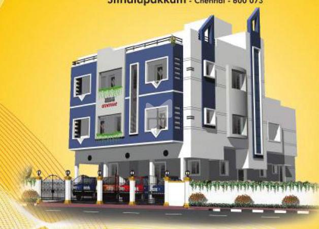 Amudha Avenue - Project Images