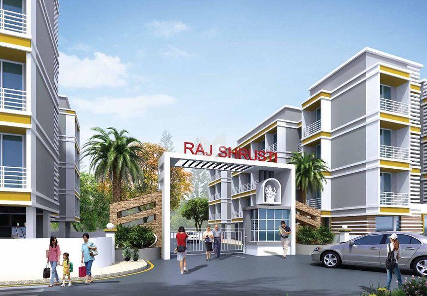 Raj Shrushti - Elevation Photo