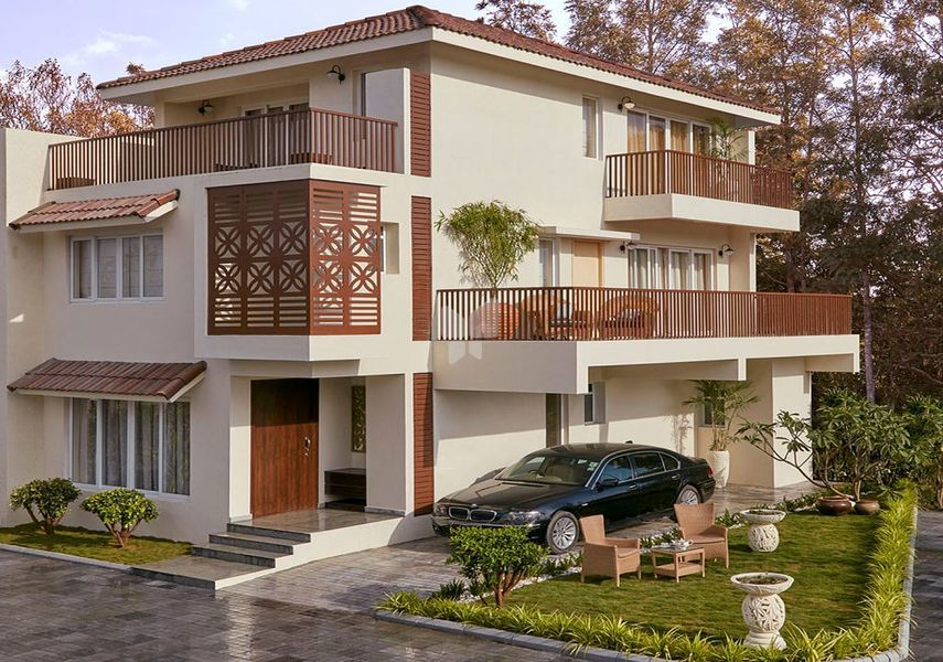 LGCL New Life Villas - Project Images