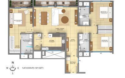 olympia-jayanthi-residences-in-thiruvanmiyur-floor-plan-2d-rmr