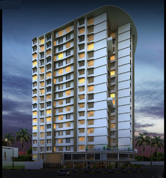 Vinayak Heights Phase I - Elevation Photo